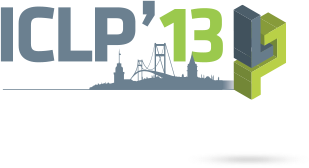 Logo of ICLP Conference